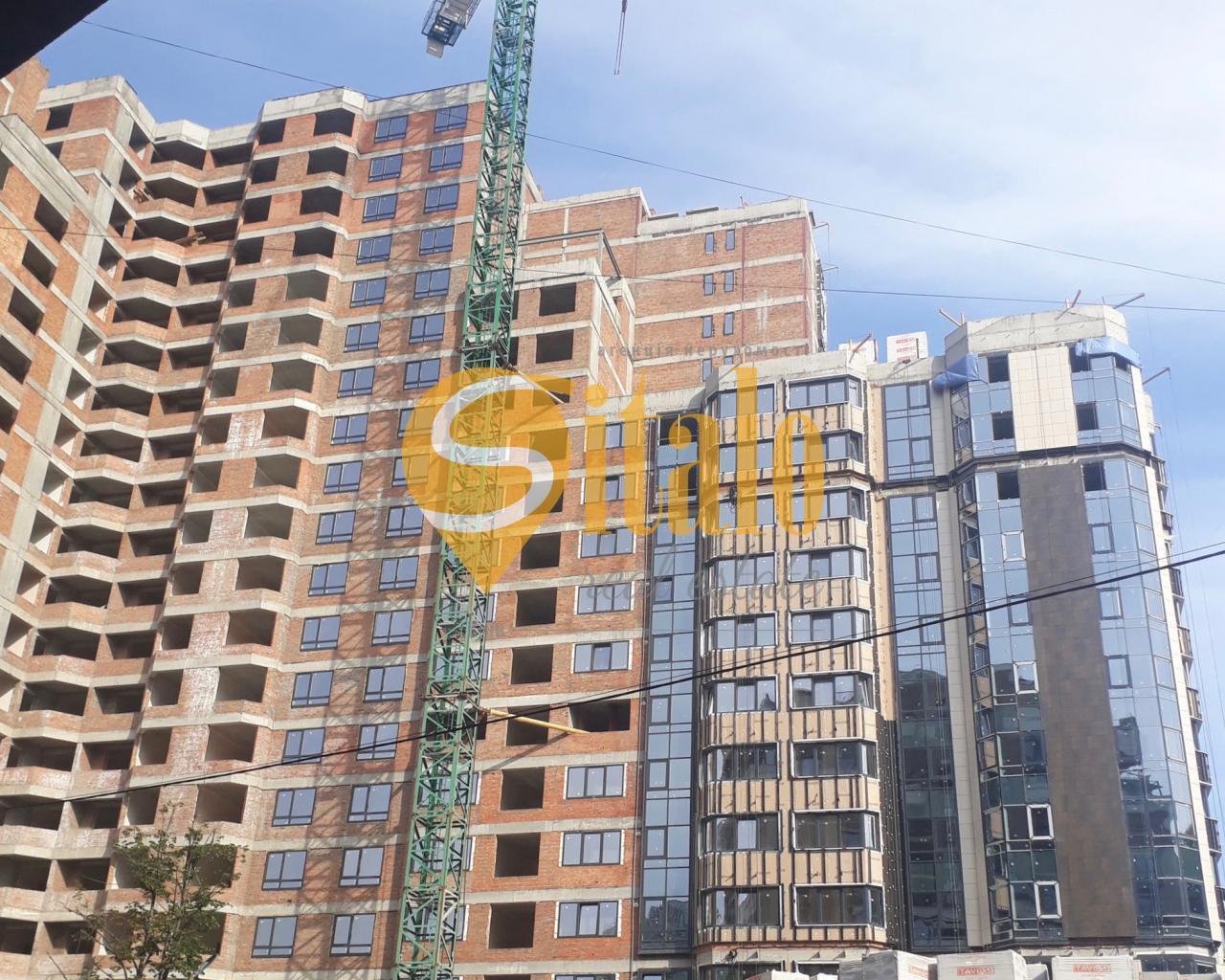 1-pokojowe mieszkanie sprzedam  Kijów